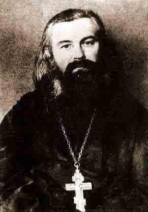 Протоиерей Александр Гомановский
