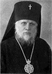 Архиепископ Вениамин (Новицкий) Иркутский