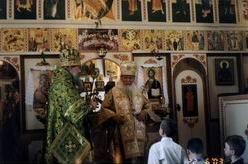 Архиепископ Лазарь (Журбенко) и Епископ Тихон (Пасечник)