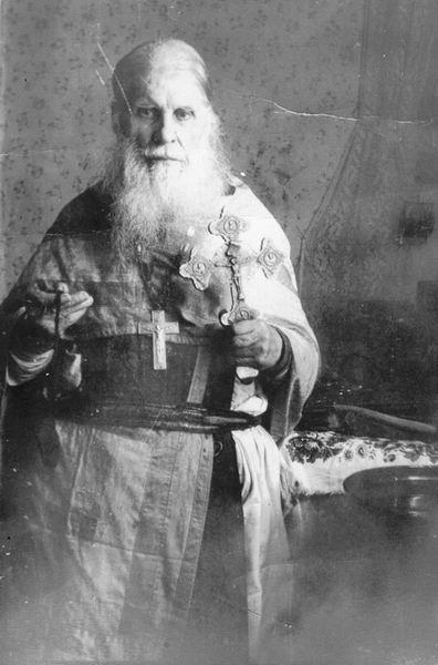 Новоисповедник Церкви Катакомбной Иеромонах Феодор (Рафанович) Гомельский
