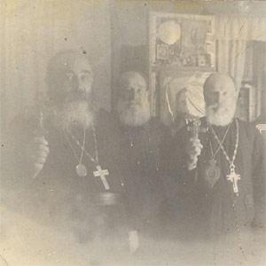 Геннадий Секач и Алфей Барнаульский