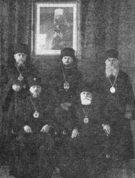 УАПЦ на чалі з Полікарпом Сікорським