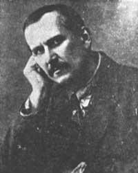 Министр УНР Владимир Чеховский