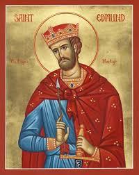 святой мученик король Эдмунд