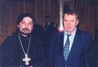 Александр Михальченков и В. Жириновский