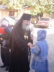 Архиепископ Тихон (Пасечник) Омский и Сибирский