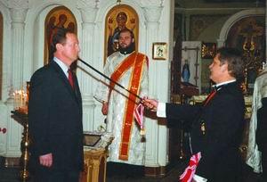 Масонство и Московская патриархия