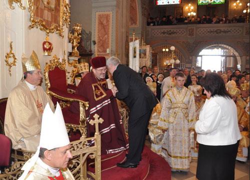 Мукачевская епархия ГКЦ