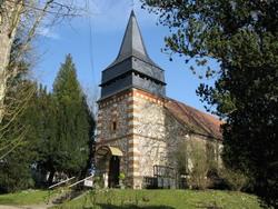2.Монастырский храм Леснинской иконы Пресвятой Богородицы