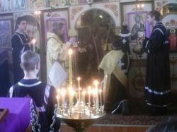 Соборное служение Преосвященных РИПЦ