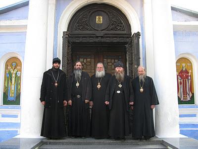 Архиерейский Синод Русской Истинно-Православной Церкви