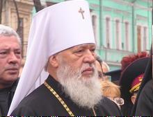 Агафангел Саввин