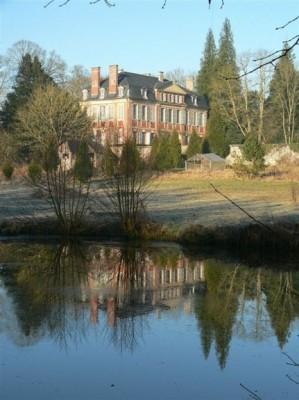 Леснинский Богородичный монастырь во Франции