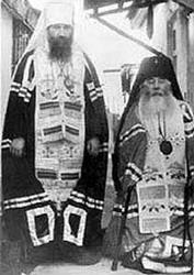 Геннадий Секач и Феодосий Гуменников