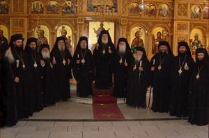 Священный Синод ИПЦ Греции