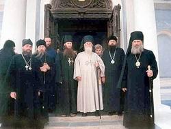 Синод Русской Истинно-Православной (катакомбной) Церкви
