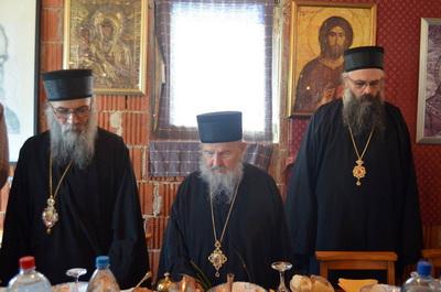 Рашко-Призренская и Косово-Метохийская Епархия в изгнании епископа Артемиия (Радославлевича)