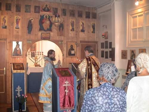 Храм Христа Спасителя РПЦЗ в г. Страсбурге