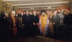 Архиепископ Тихон (Пасечник), господин Ле Пен и Сергей Бабурин