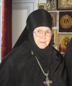 Игумения Макрина