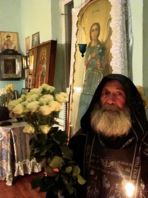Схиигумен Феодосий (о. Нестор Ложкин)