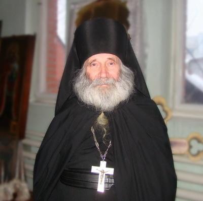 Игумен Нестор Ложкин, в схиме Феодосий