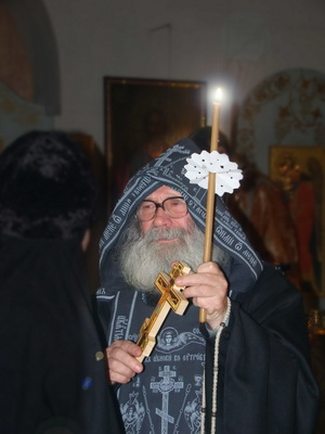 Схиигумен Феодосий (о. Нестор)