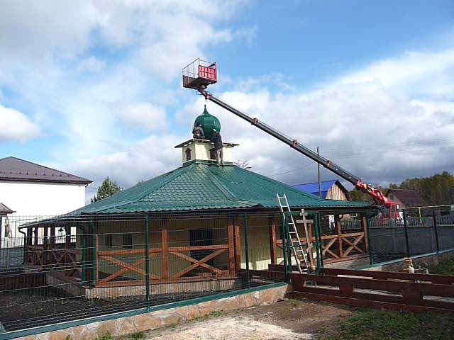 Урал, храм РИПЦ