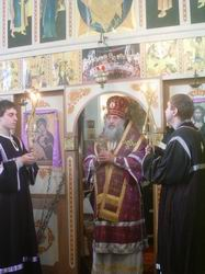 Архиепископ Тихон Омский и Собирский
