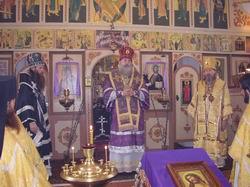 Архиепископ Тихон, Архиепископ Вениамин и Епископ Гермоген