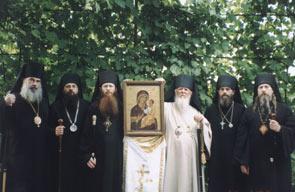 Архиерейский Синод Русской Истинно-Православной (катакомбной) Церкви