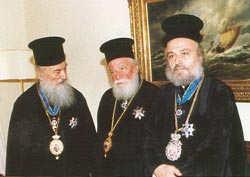 Иерусалимский патриарх Ириней