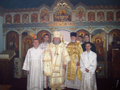 Проповедь Преосвященного Епископа Стефана Трентонского и Северо-Американского